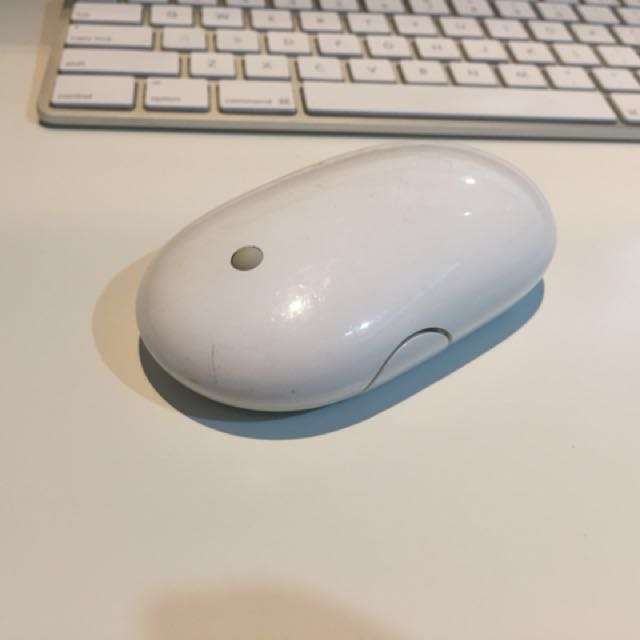 Apple Magic Mighty Mouse Wireless Bluetooth