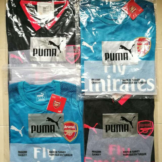 b366e7de1 Football Jersey Copy Ori Arsenal Away  Third