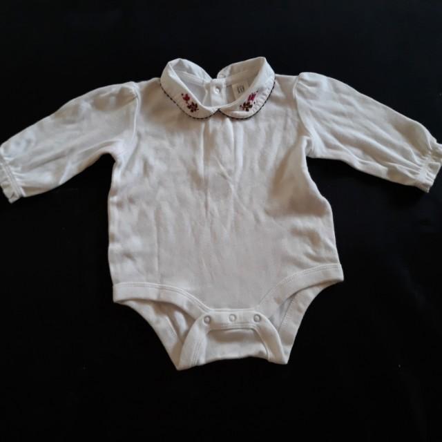 Baby Gap Longsleeve Onesie