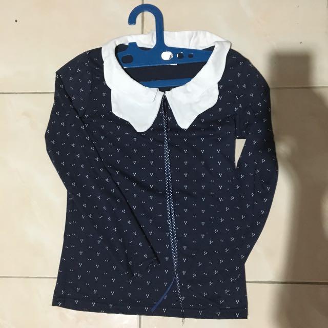 Baju Lengan Panjang / Longsleeve Motif