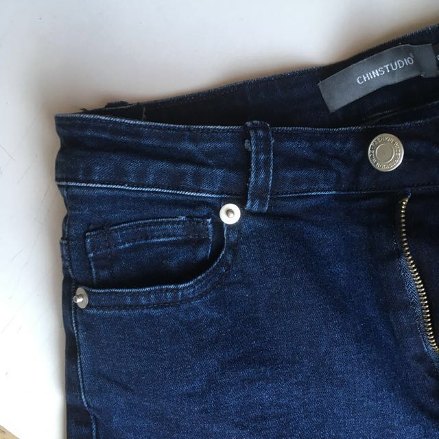 Blue jeans size S