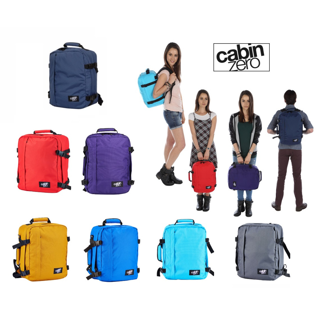 52dcfc92cf7 Bnwt Authentic CabinZero Classic 28L Ultra light Cabin Backpack Bag ...