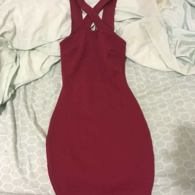 Boohoo Dress Only Tried On Size 8 Would Best Fit A Size 6