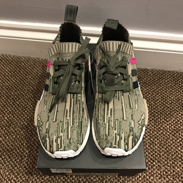 31c19ffd804f0 Brand New Adidas NMD PK BY9864