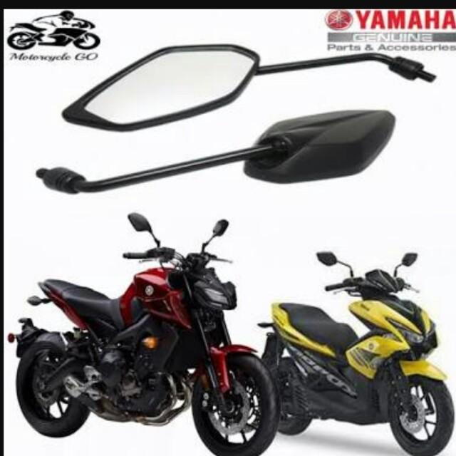 Brandnew Yamaha side mirror