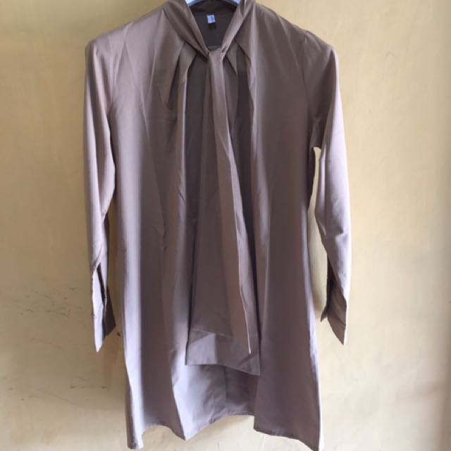 Brown Tunik Magnolia