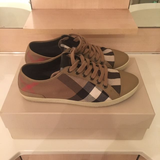 Burberry Trainers Size 6
