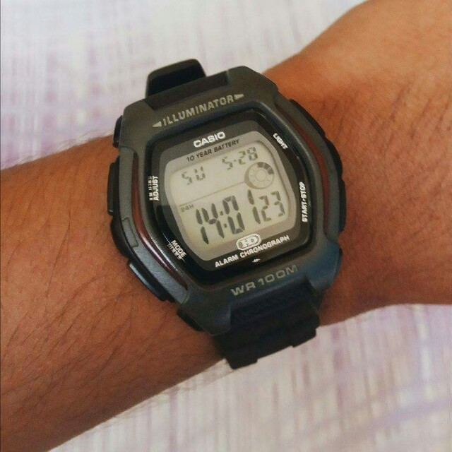 Authentic Casio Digital Watch