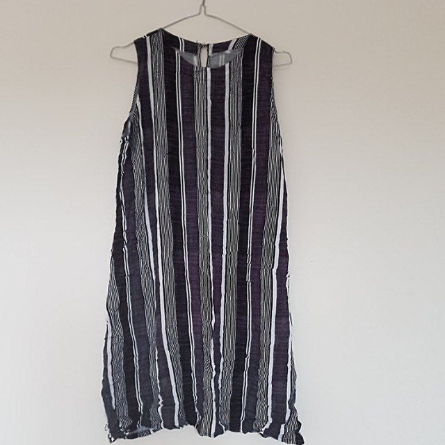 Casual beach shift dress