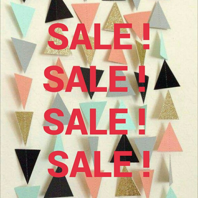 SALE IN HERE !