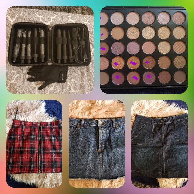 Check out my items!! NUME, MORPHE, MARKS AND SPENCER, CITY CHIC