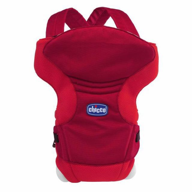 Chicco Red Baby Carrier