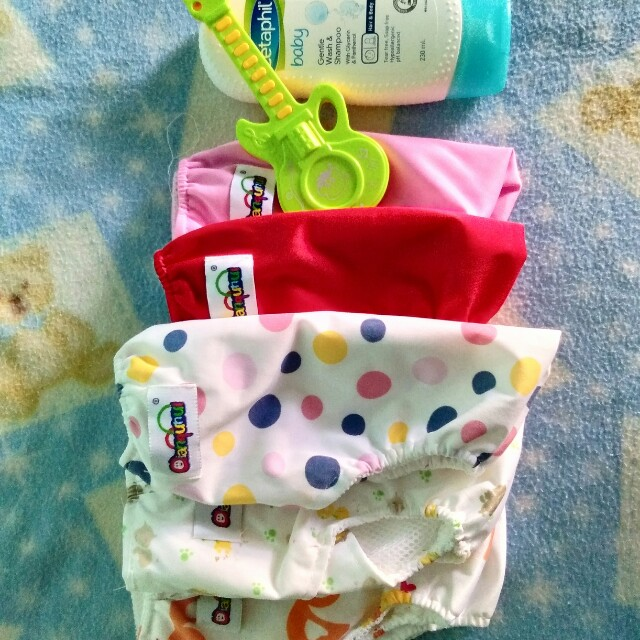 Cloth Diaper 5 pcs