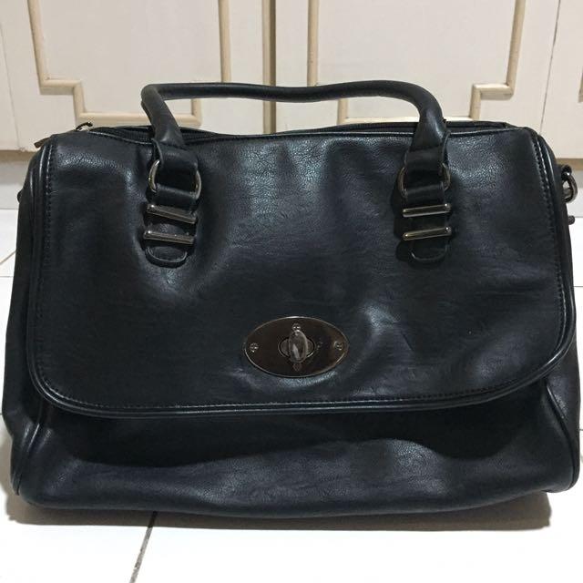 Source Colette By Hayman Mini Duffel Bag Preloved Women S Fashion