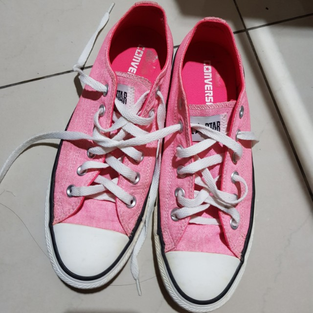 Converse All Star Shoes - Pink