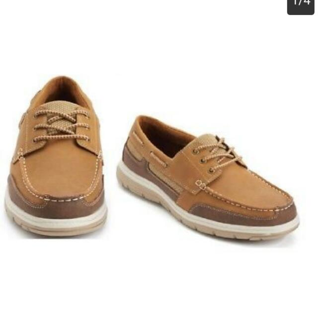 Croft And Burrows Boat Shoes