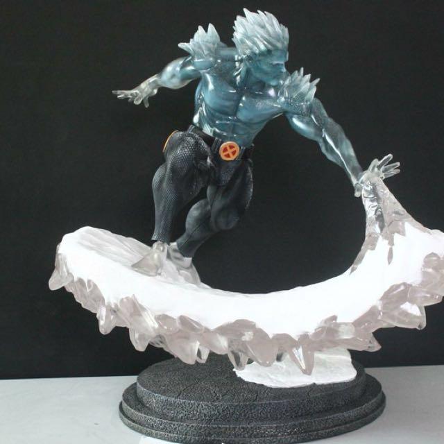 Custom Iceman Statue Not Sideshow Xm Studios Hot Toys