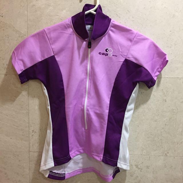 Cycling Jersey - Capo Women XS