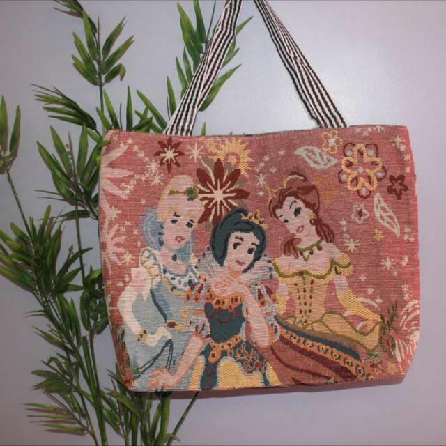 Disney Princess Tote Bag