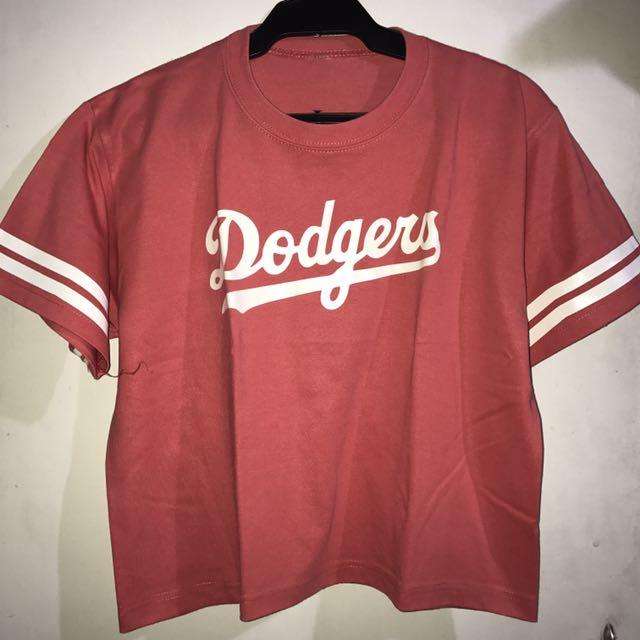 Dodgers Basic Top