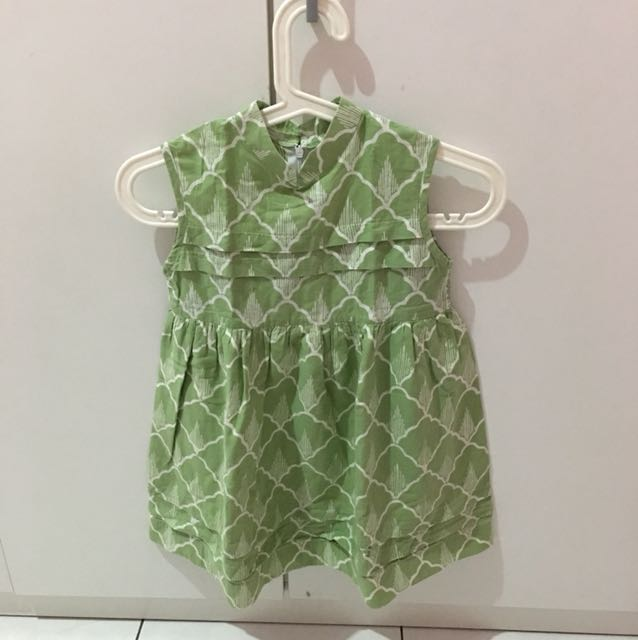 Dress Batik Anak uk.6