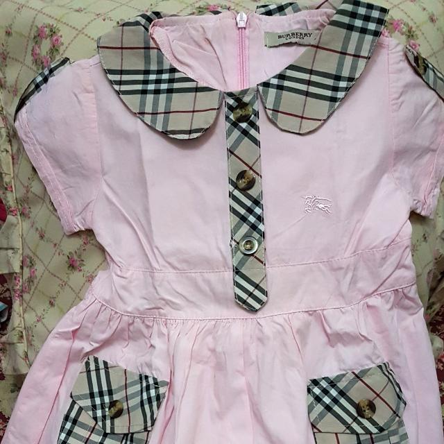 dress Burberry (Not Ori)