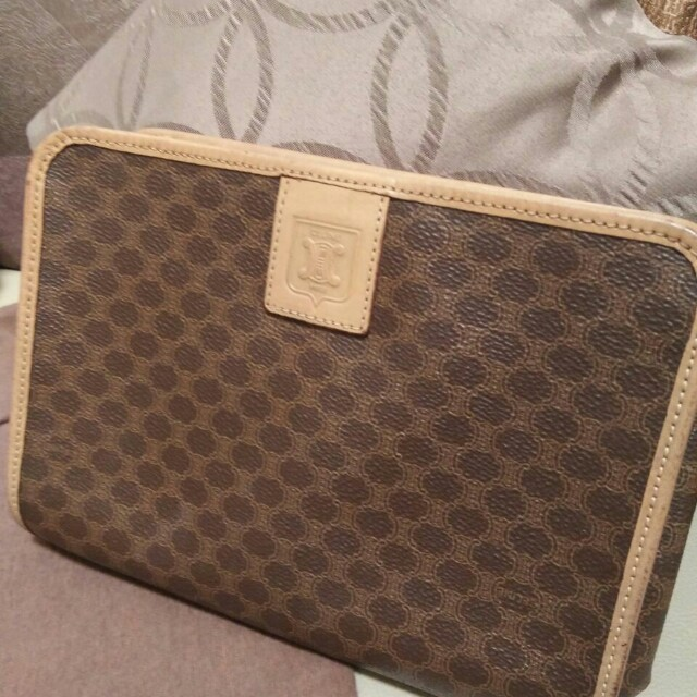 Fast SALE Authentic Celine Pouch or Clutch