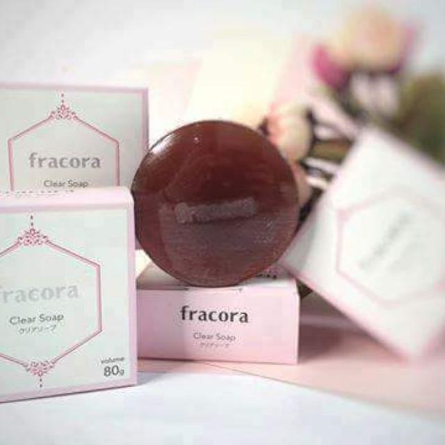 FRACORA PLACENTA SOAP (Anti-aging soap for sensitive skin)
