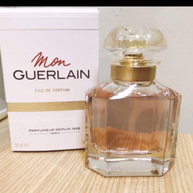 (降價)guerlain嬌蘭香水(50ml)