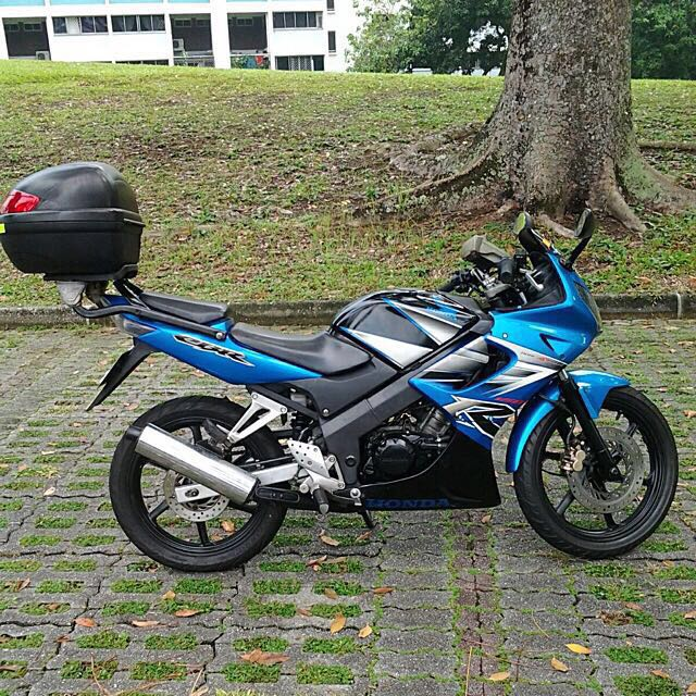 Honda CBR 150 Motorbikes For Sale Class 2B On Carousell