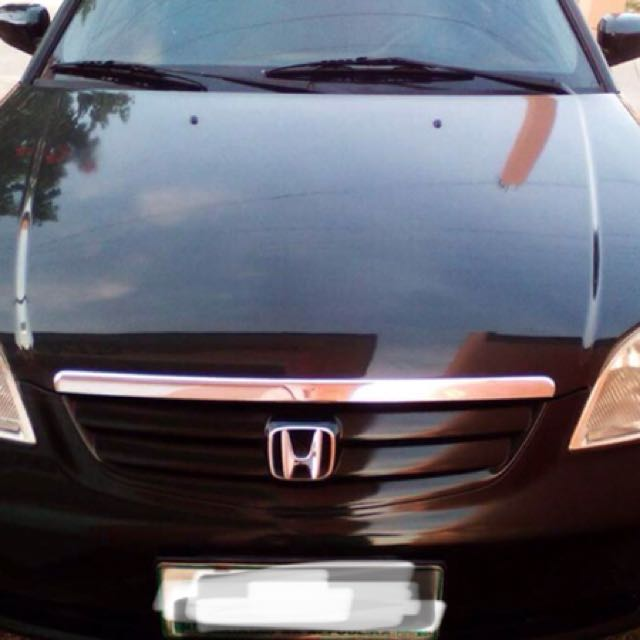 Honda Civic vti-s 2004 Automatic