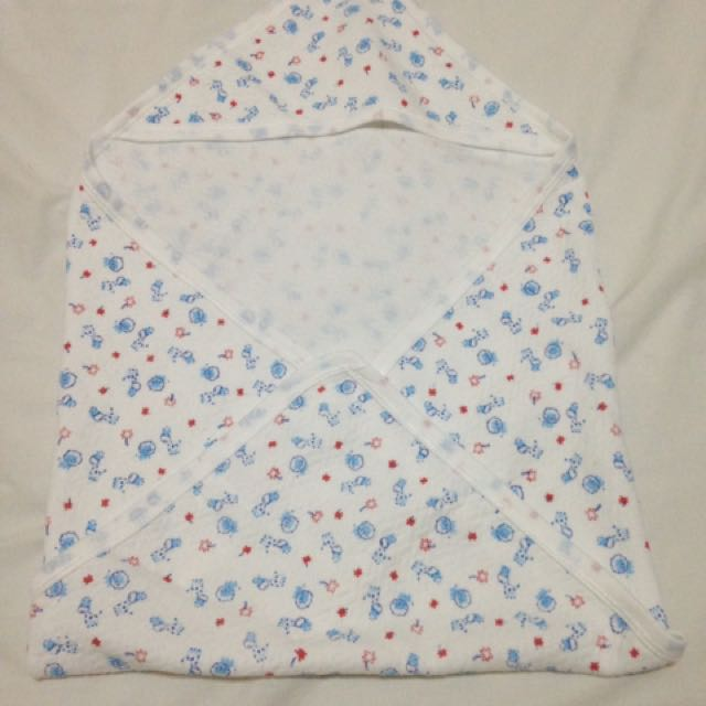Hooded Towel For Baby Boy