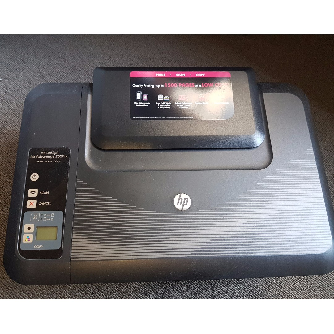 HP Printer (cartridge)