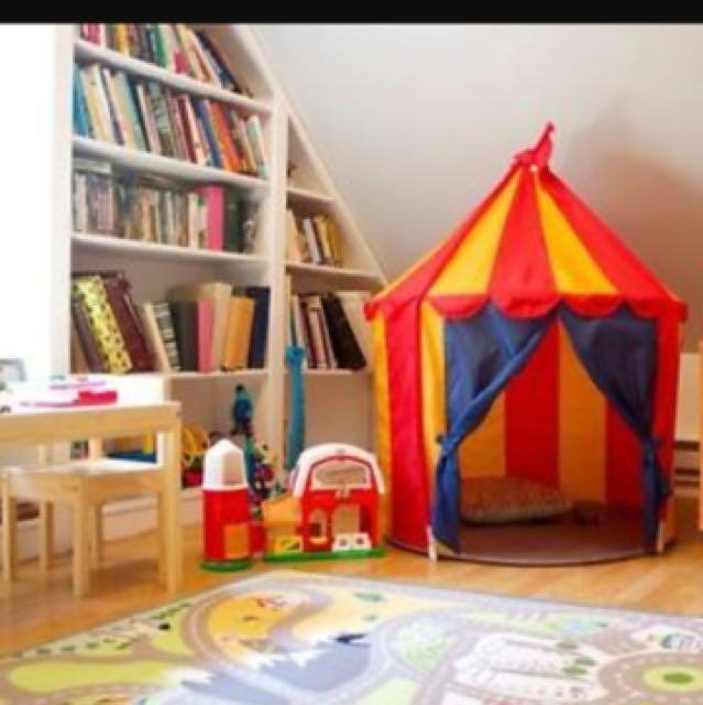 photo photo photo photo & Ikea CIRKUS CIRCUS Childrenu0027s tent Toys u0026 Games Toys on Carousell