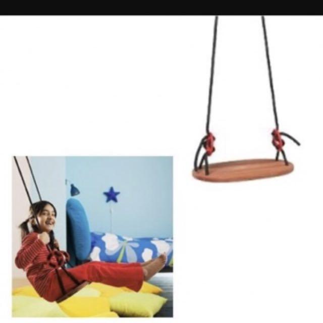 Verwonderend IKEA Ekorre indoor wooden swing, Babies & Kids, Toys & Walkers on RE-69