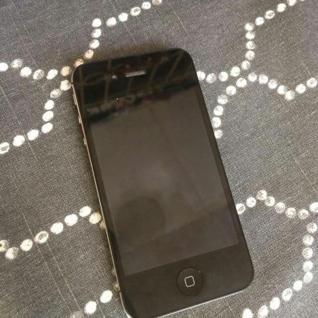 IPHONE 4S BLACK 16GB