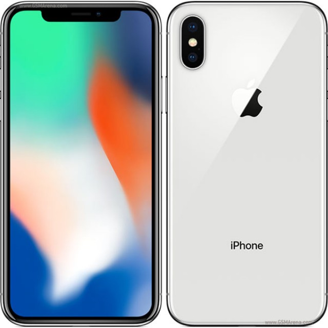 Apple iPhone X (64 GB / Silver) #EndgameYourExcess