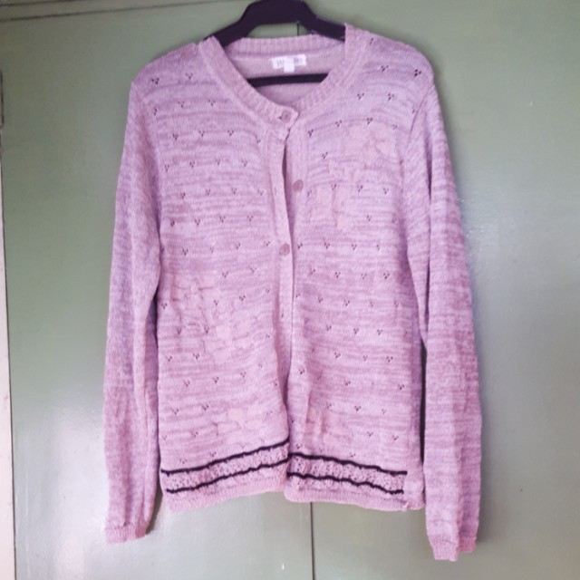 Japanese knitted cardigan