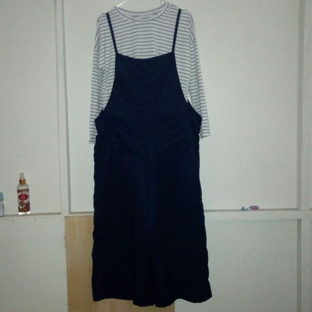 Jumpsuit / overall (celana) navy