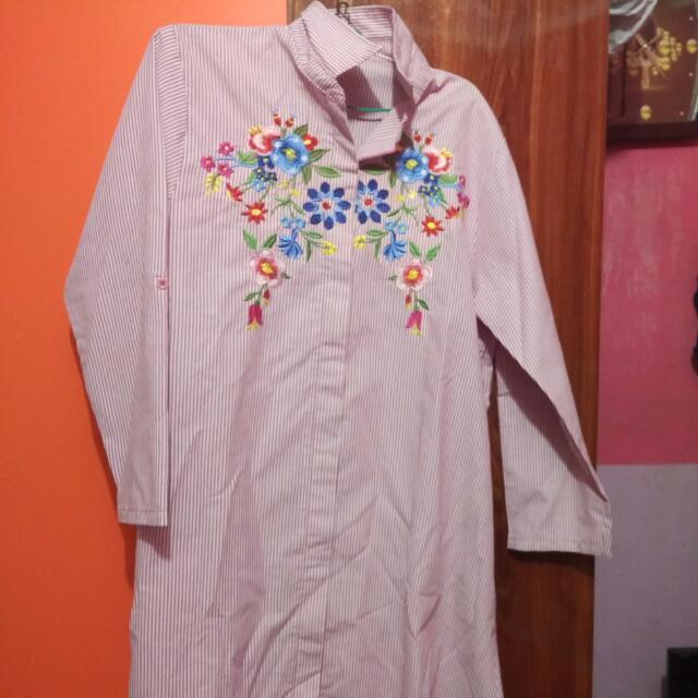 Kemeja/Blouse/Dress/Baju Panjang