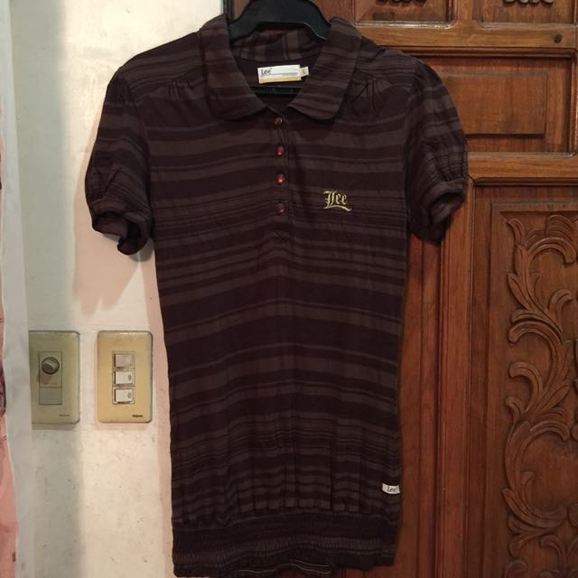 Lee brown polo