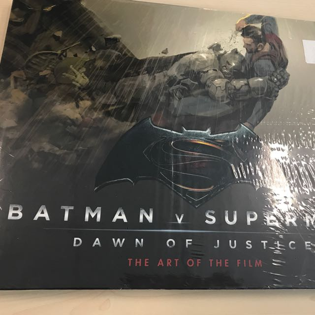 Limited Copies - Batman V Superman