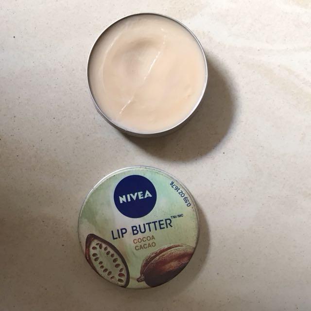 Lip care nivea