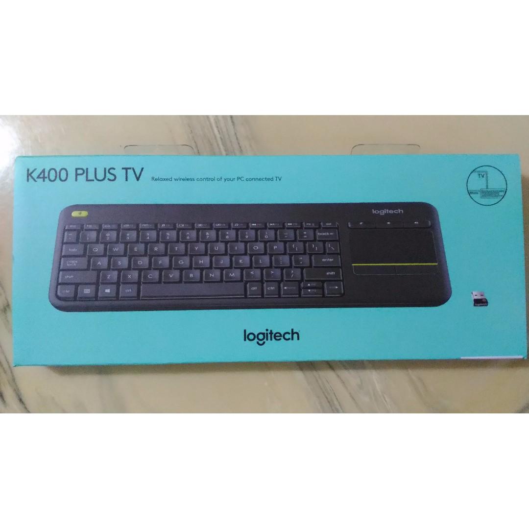 Madison : Logitech k400 plus linux mint
