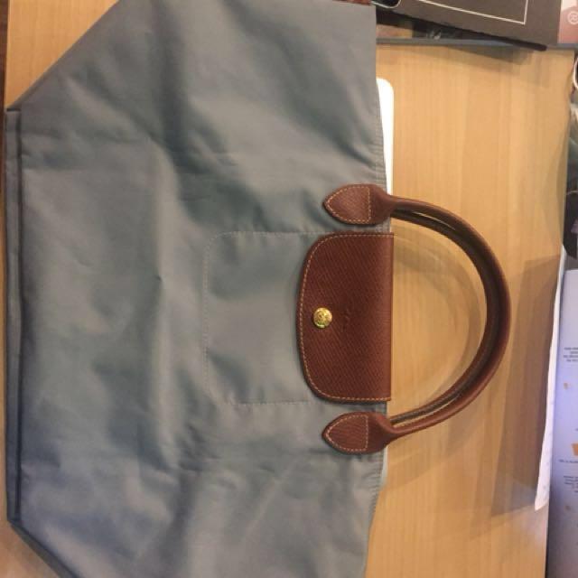 Longchamp Medium Short Handle
