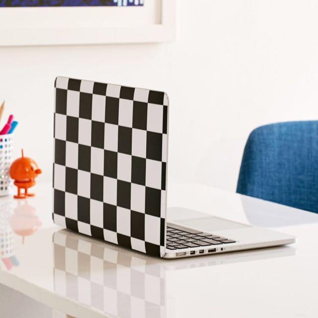MacBook Checkered Skin