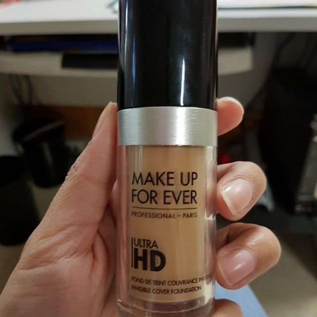REPRICED! Makeup Forever HD Invisible Cover Foundatio