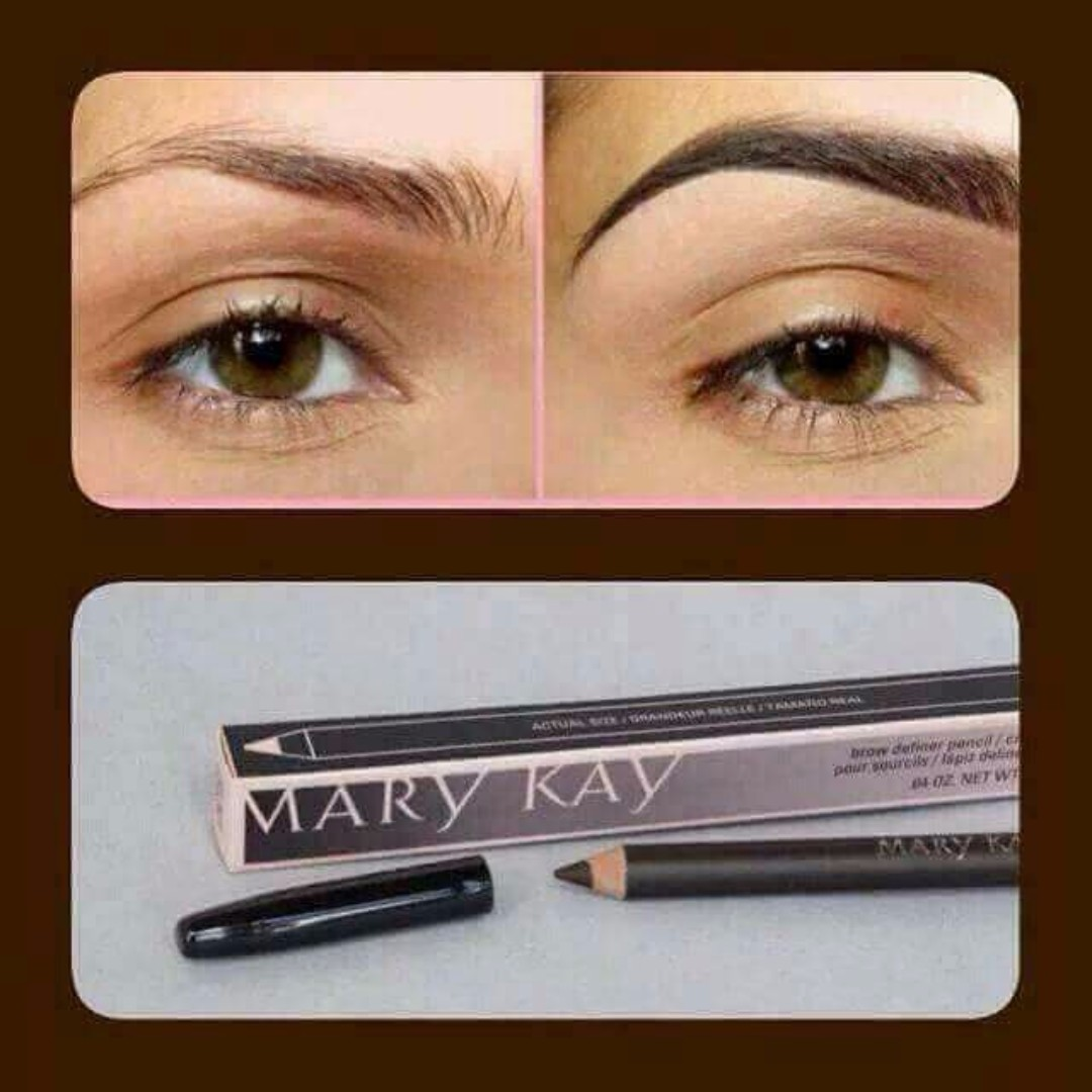 Mary Kay Brow Definer Pencil Brunette 20 Less Health Beauty