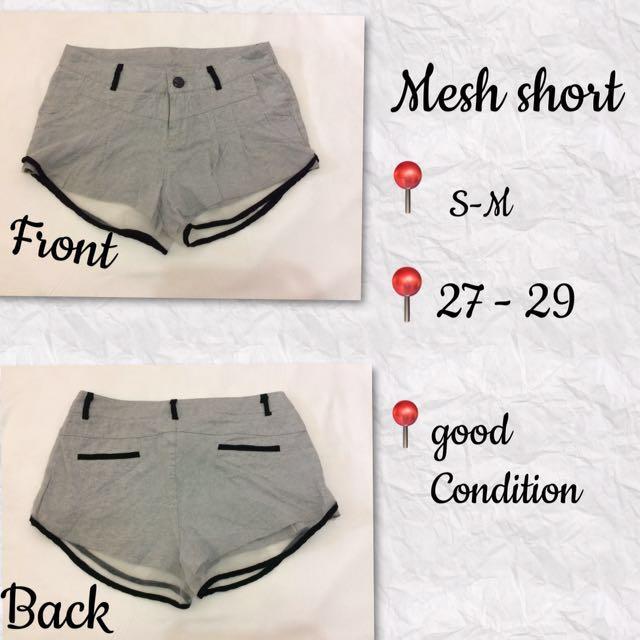 Mesh short