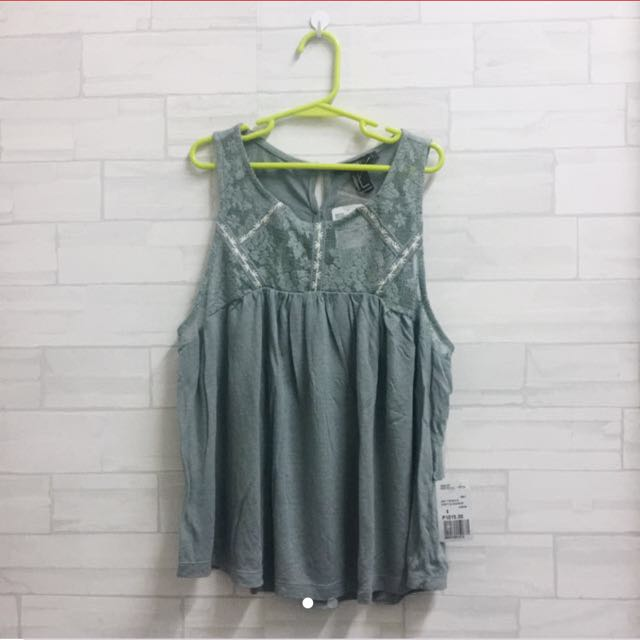 Mew! Forever 21 top